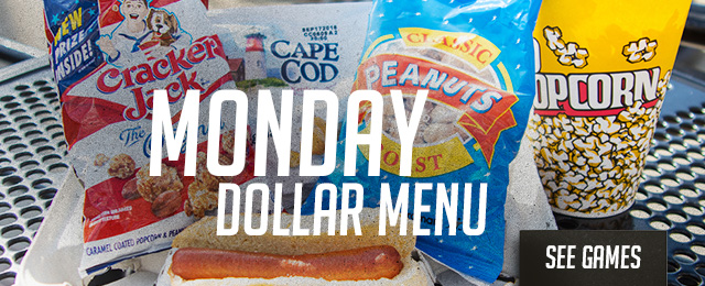 Monday Dollar Menu
