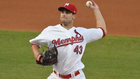 Tyler Lyons has a 3.88 ERA in nine Triple-A starts this year.