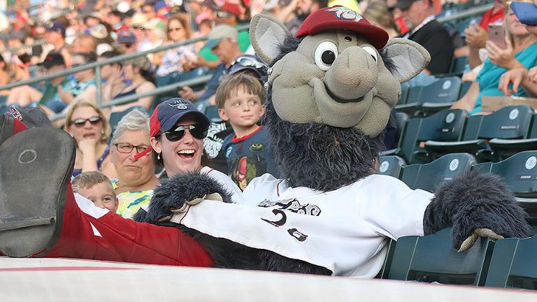 Spend Father's Day at Coca-Cola Park