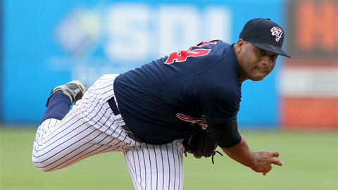 Joel De La Cruz has recorded 32 strikeouts while walking 17 this season.
