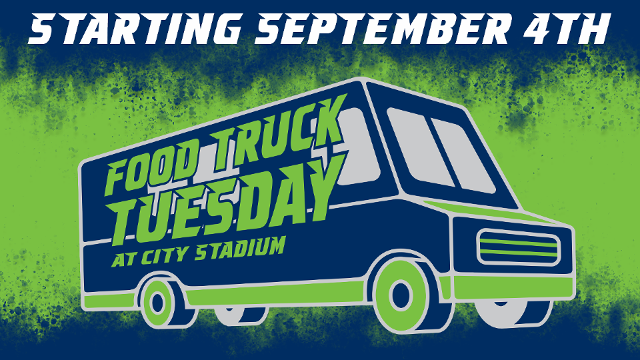 City stadium to host food truck tuesdays this fall milb