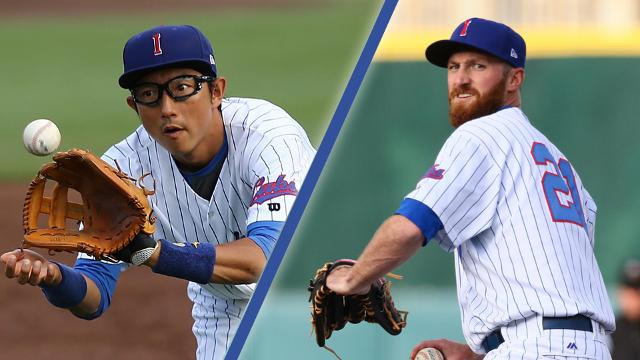 Former I-Cubs Fight for NPB Title in Japan | Iowa Cubs News