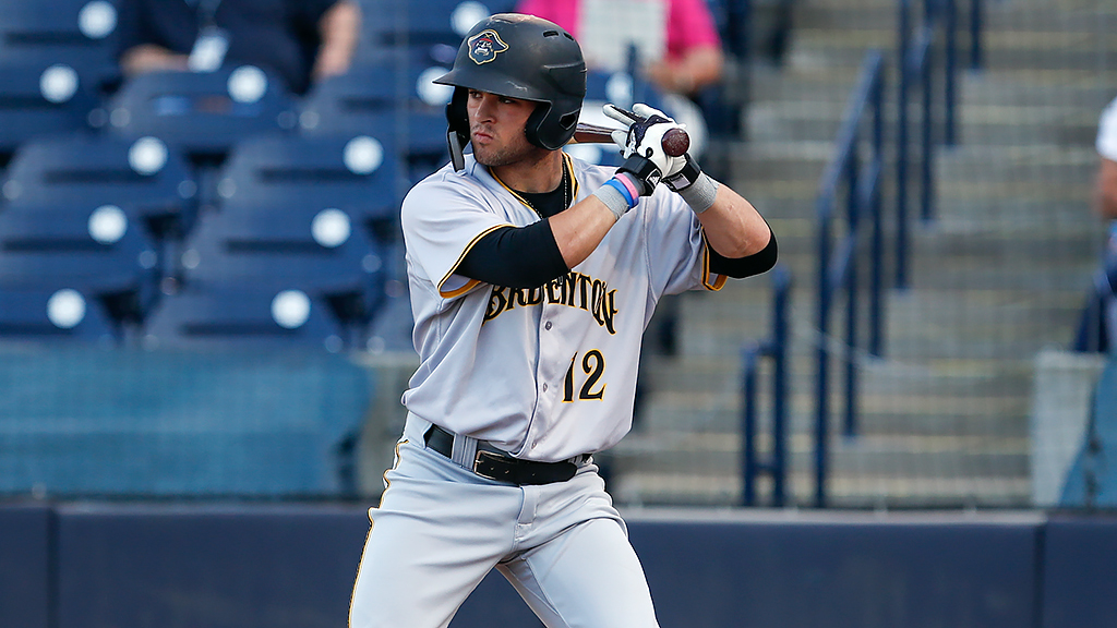 Swag Bucs: Outfielder on a roll for Marauders