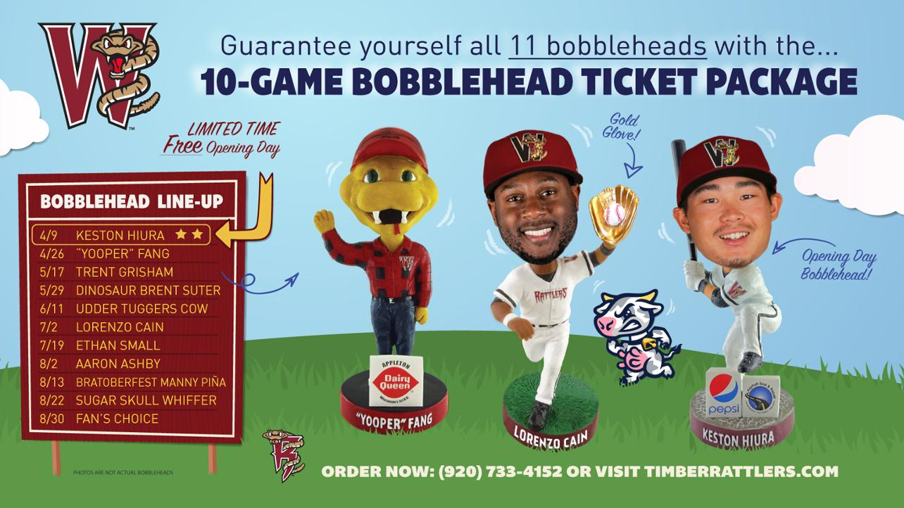 Bobblehead Announcement