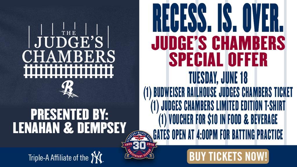 Judge's Chambers