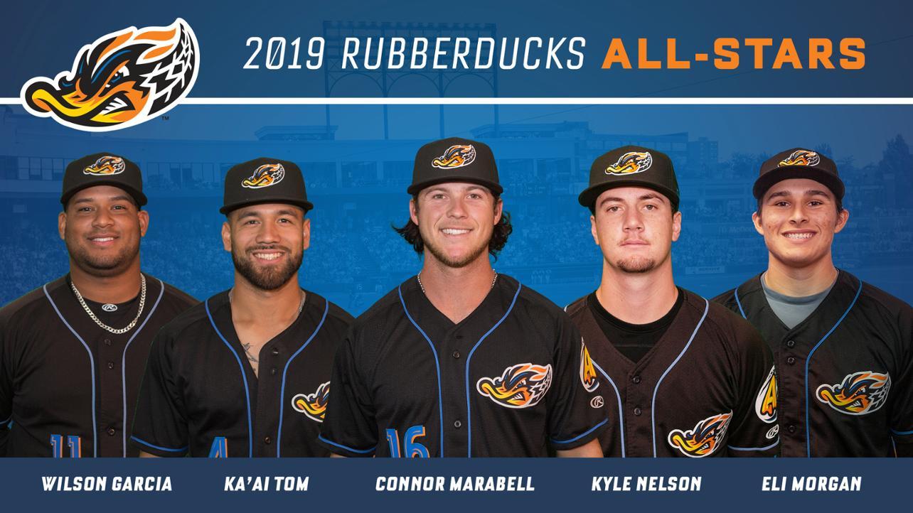 2019 RubberDucks All-Stars