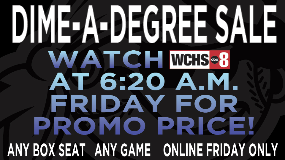 Snow Day? Dime-A-Degree Sale Friday | West Virginia Power News