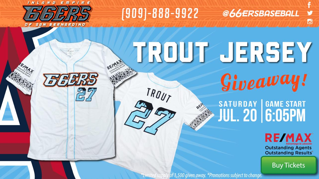 Trout Jersey MW