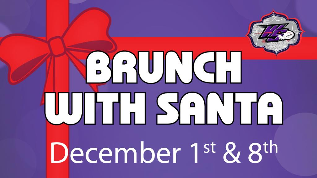Brunch with Santa returns this December!