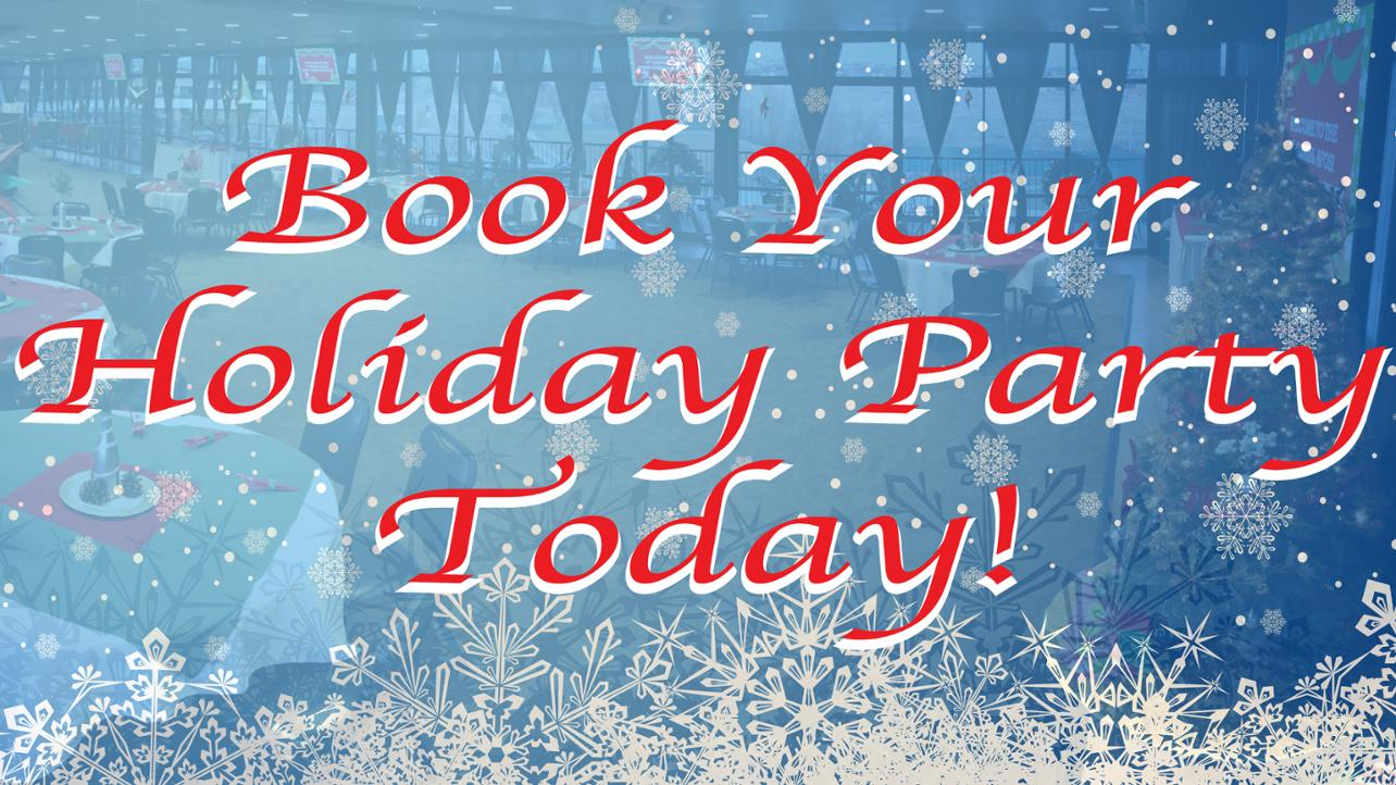 Host Your Holiday Party At Security Service Field