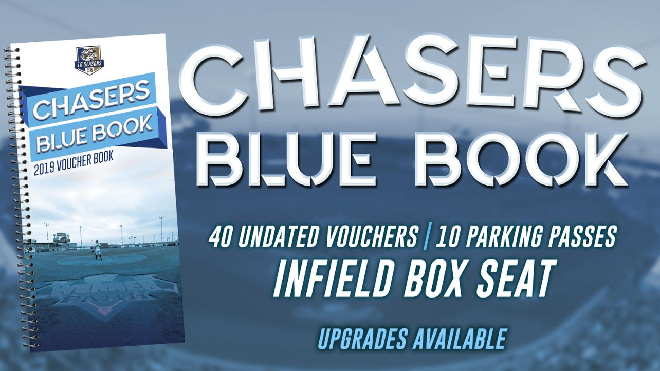 Chasers Blue Book MW