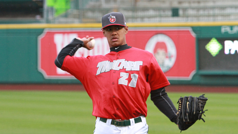 Joe Ross had never pitched more than six innings in the Minor Leagues.