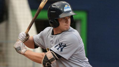 Nick Solak sports a .305 career batting average over 194 games in his two Minor League seasons.