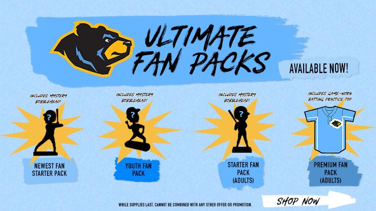 Mystery Fan Packs