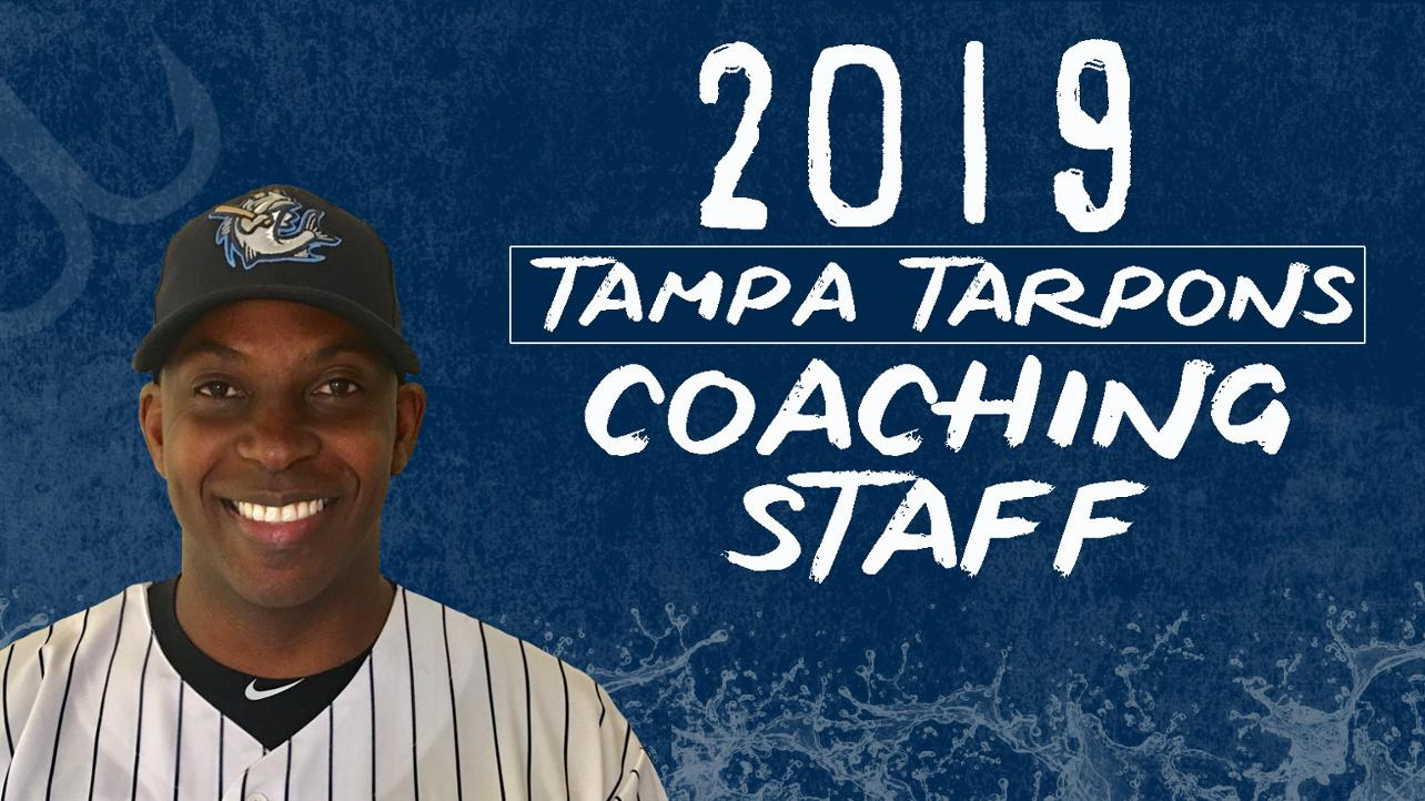Tampa Tarpons Announce Coaching Staff for 2019 Season