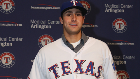 Joey Gallo set the all-time Arizona League record with 18 home runs this season. (Texas Rangers)