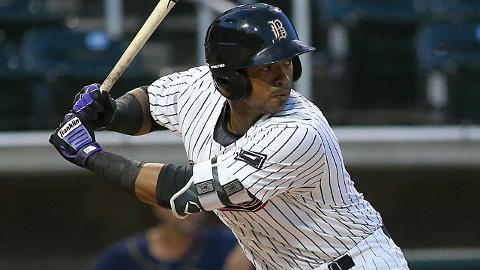 Eloy Jimenez hit 11 homers in 47 games after coming over to the White Sox system on July 13.