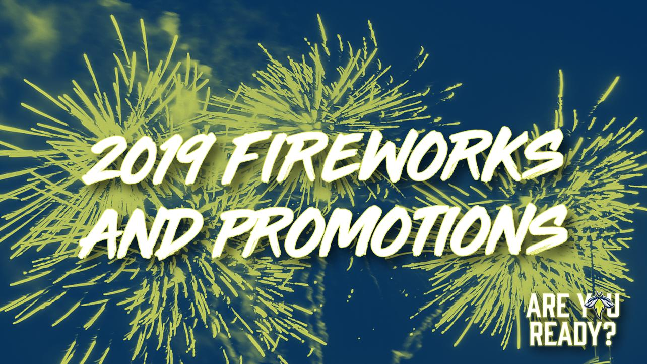 Fireflies Release 2019 Promotional Calendar and Game Times