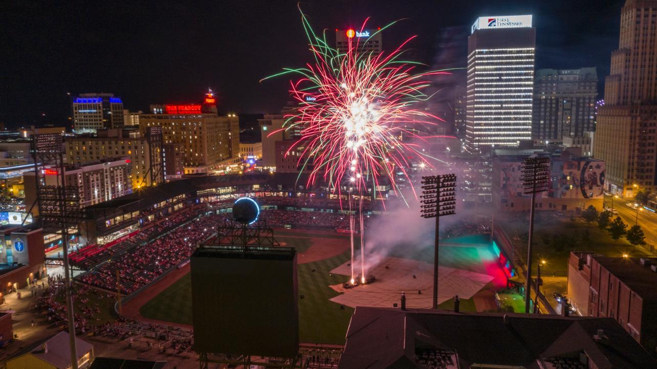 The FINAL Terminix Fireworks Show is Saturday!