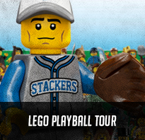 LEGO Play Ball Tour