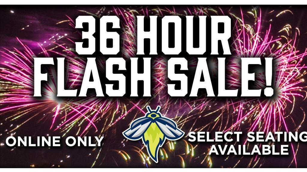 Fireworks FLASH SALE!