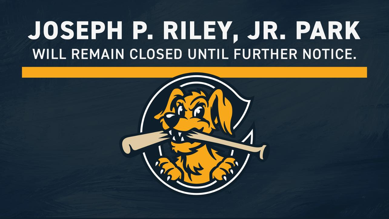 Joseph P. Riley Park, Jr. Closed to Public Beginning March 18