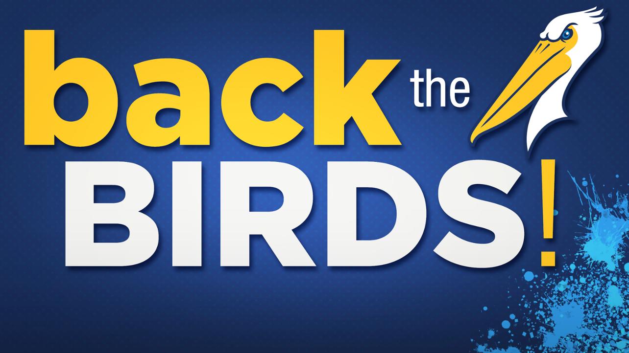 back the birds