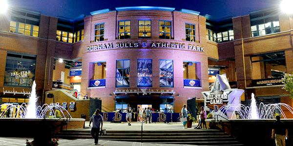 Durham Bulls Athletic Park Durham Bulls Gameday