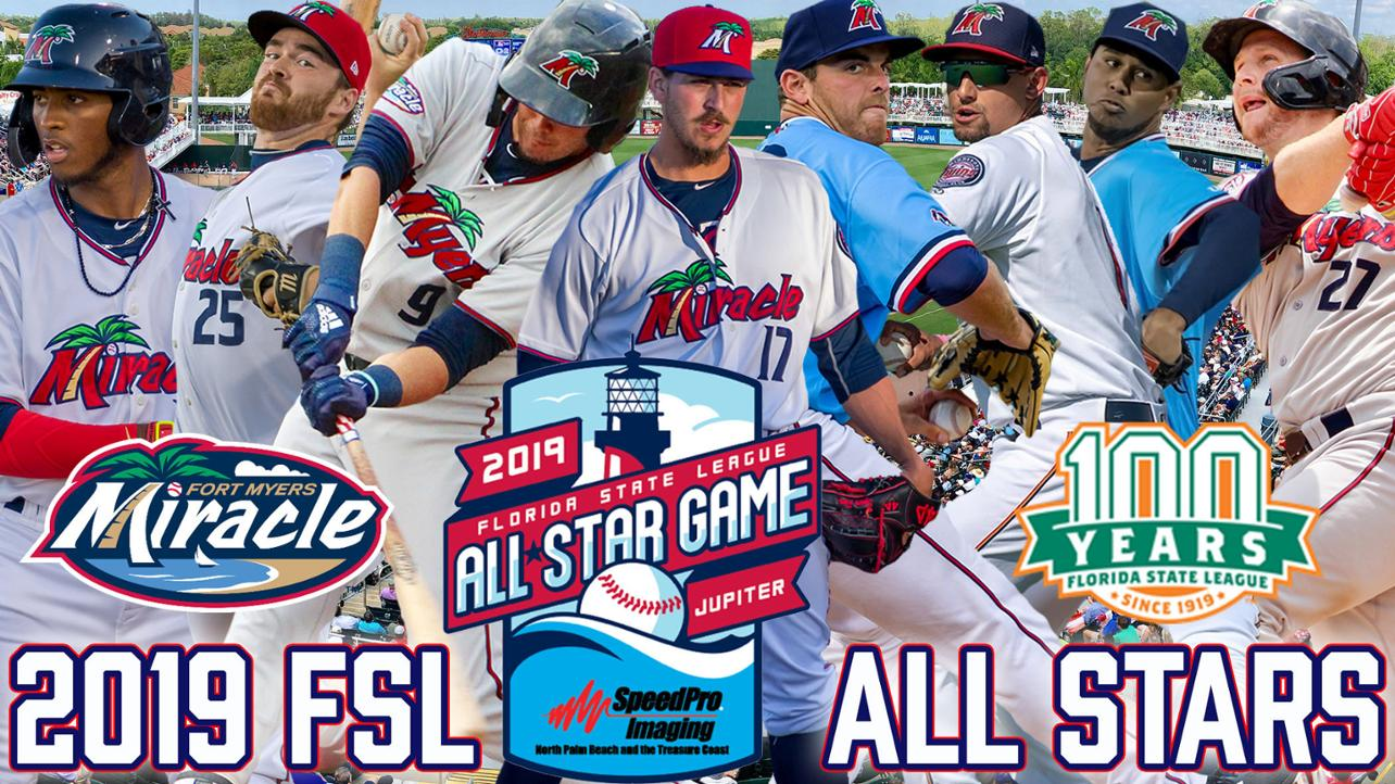 Miracle lead FSL with eight All-Stars