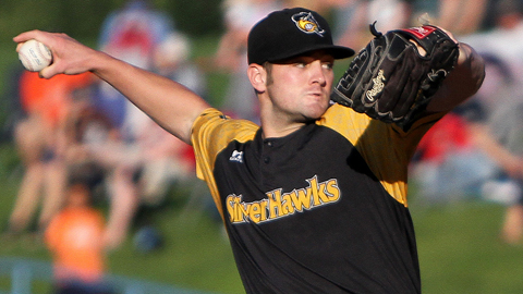 Brad Allen threw two complete-game shutouts in 18 starts with South Bend.
