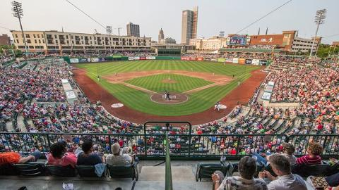 The Fort Wayne TinCaps, entering their ninth season at Parkview Field, set yet another attendance record in 2016.