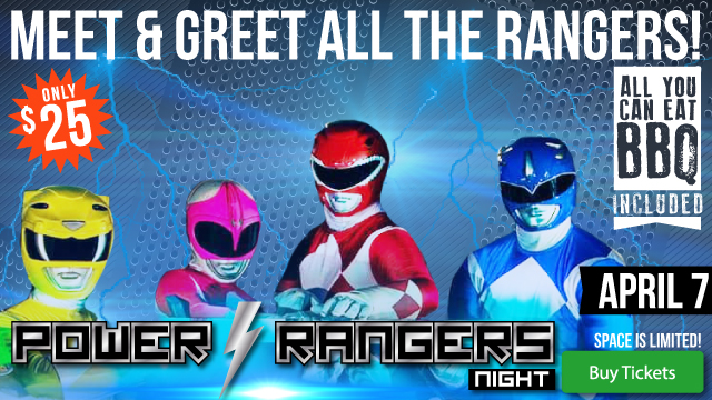 Power rangers meet greet inland empire 66ers groups its meet n greet time six of the mighty morphin power ranger impersonators will be available for a private meet and greet plus former power ranger m4hsunfo