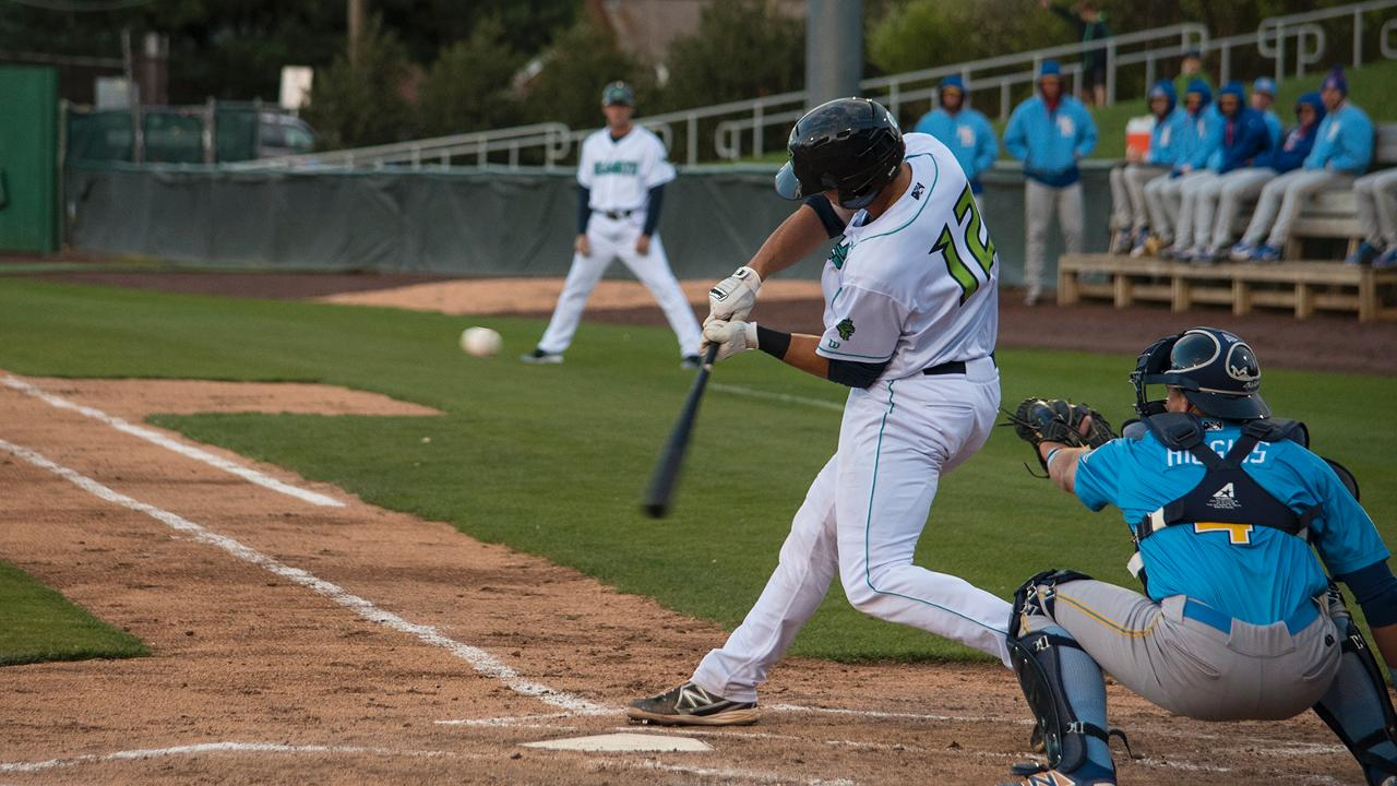 Salters Homers Late For 54 Victory Lynchburg Hillcats News
