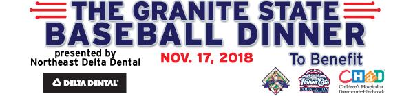 2017 Granite State Baseball Dinner