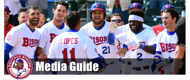 Bisons Media Guide