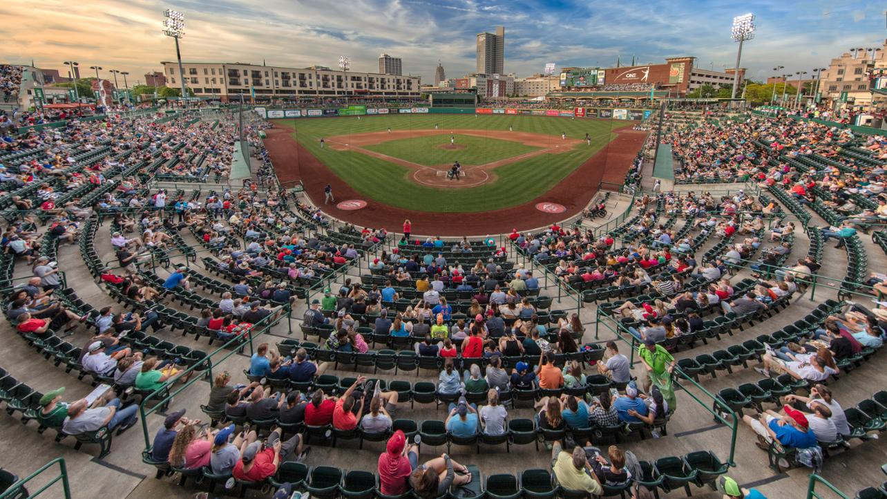 TinCaps to Enhance Parkview Field Experience in 2020
