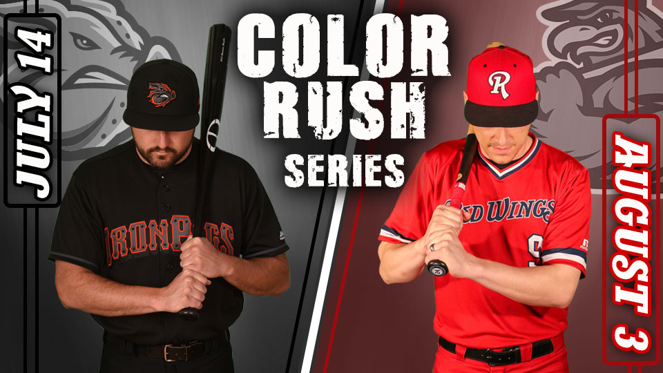 Color Rush Game At Frontier Field On August 3