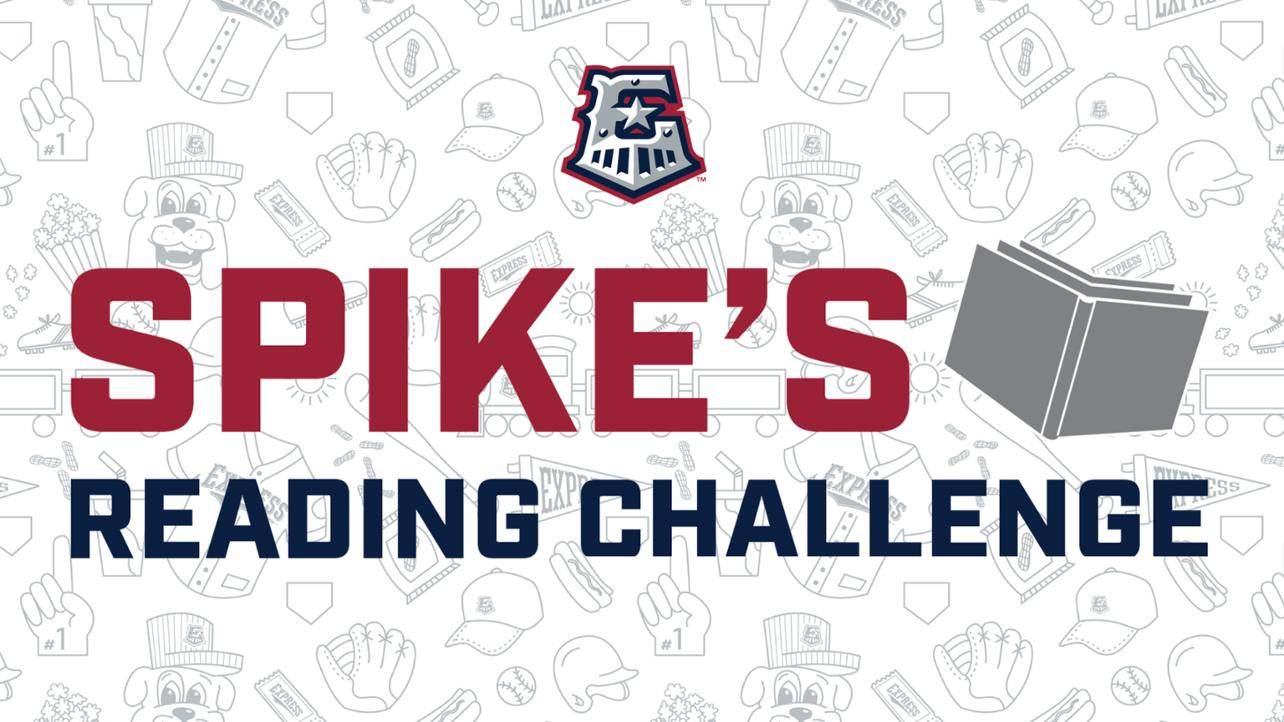 Spike's Reading Challenge