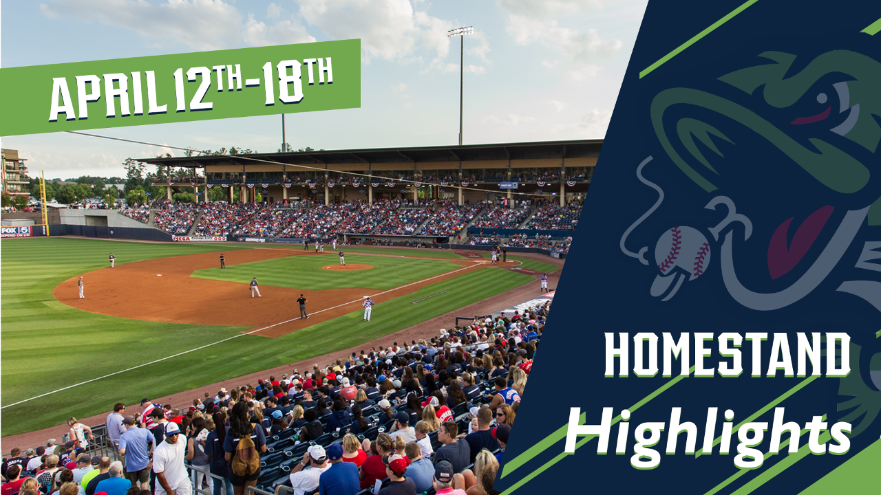 1e4ee3cef0259 Stripers Homestand Highlights  April 12-18