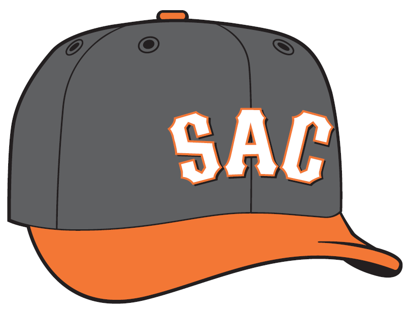 63d9636fa4e The River Cats are adding some new elements to their already crowded logo  set in 2019. The River Cats now have eight (eight!) listed official colors