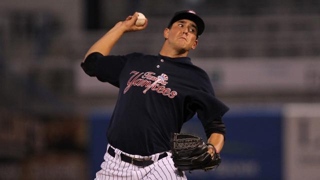 Tampa Yankees' Brady L...