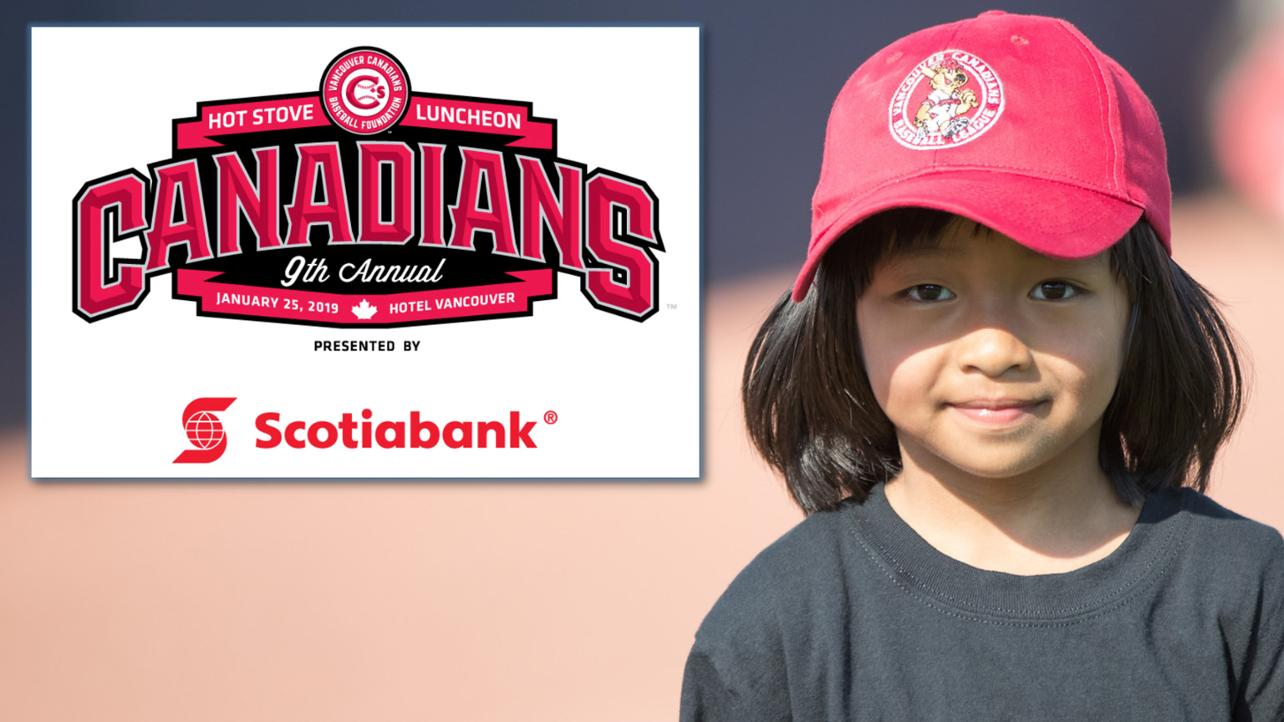 9th Annual Scotiabank Hot Stove Luncheon Tickets Now On-Sale