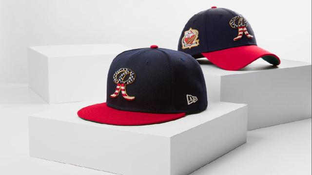 3f4db272687ae7 Minor League Baseball celebrates Independence Day Weekend with Fourth of  July Specialty Caps | Amarillo News