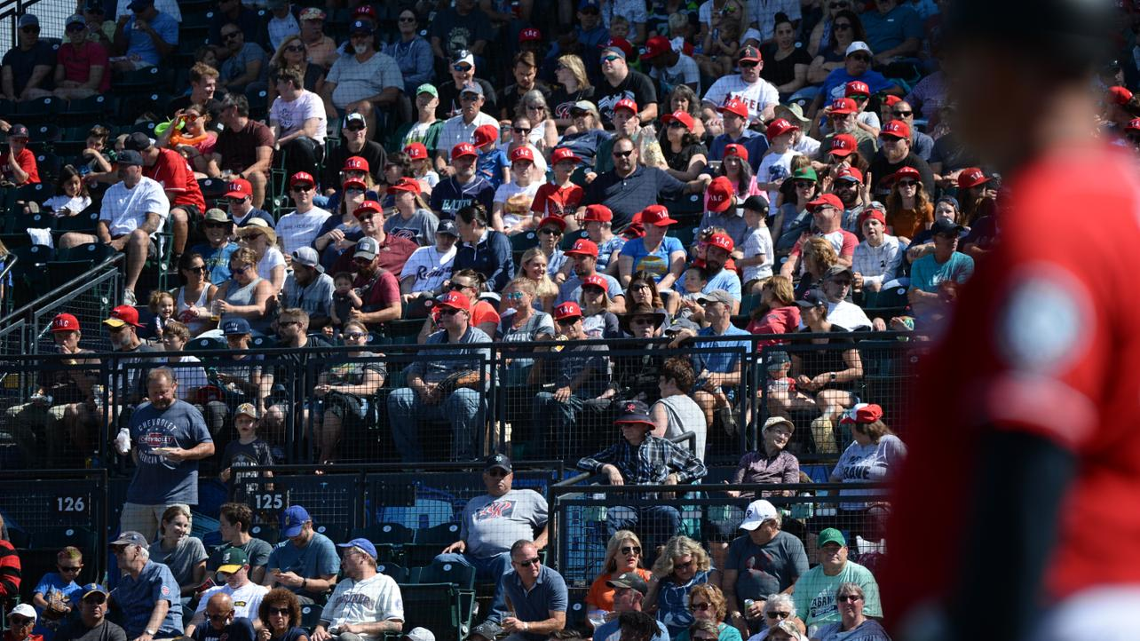 Tacoma Rainiers Announce 2020 Home Schedule for 61st Season at Cheney Stadium