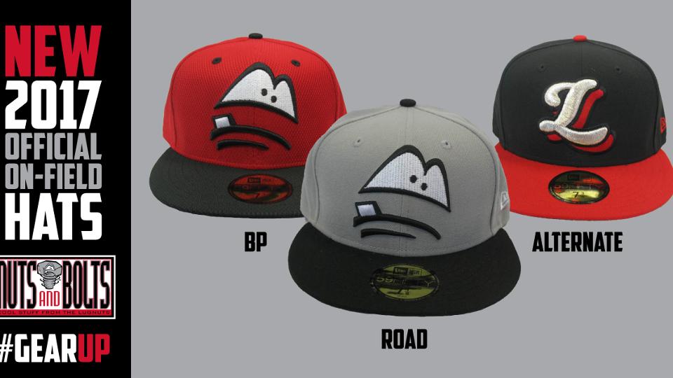 Cap City  Nuts introduce new baseball caps  5c4e2b29225f
