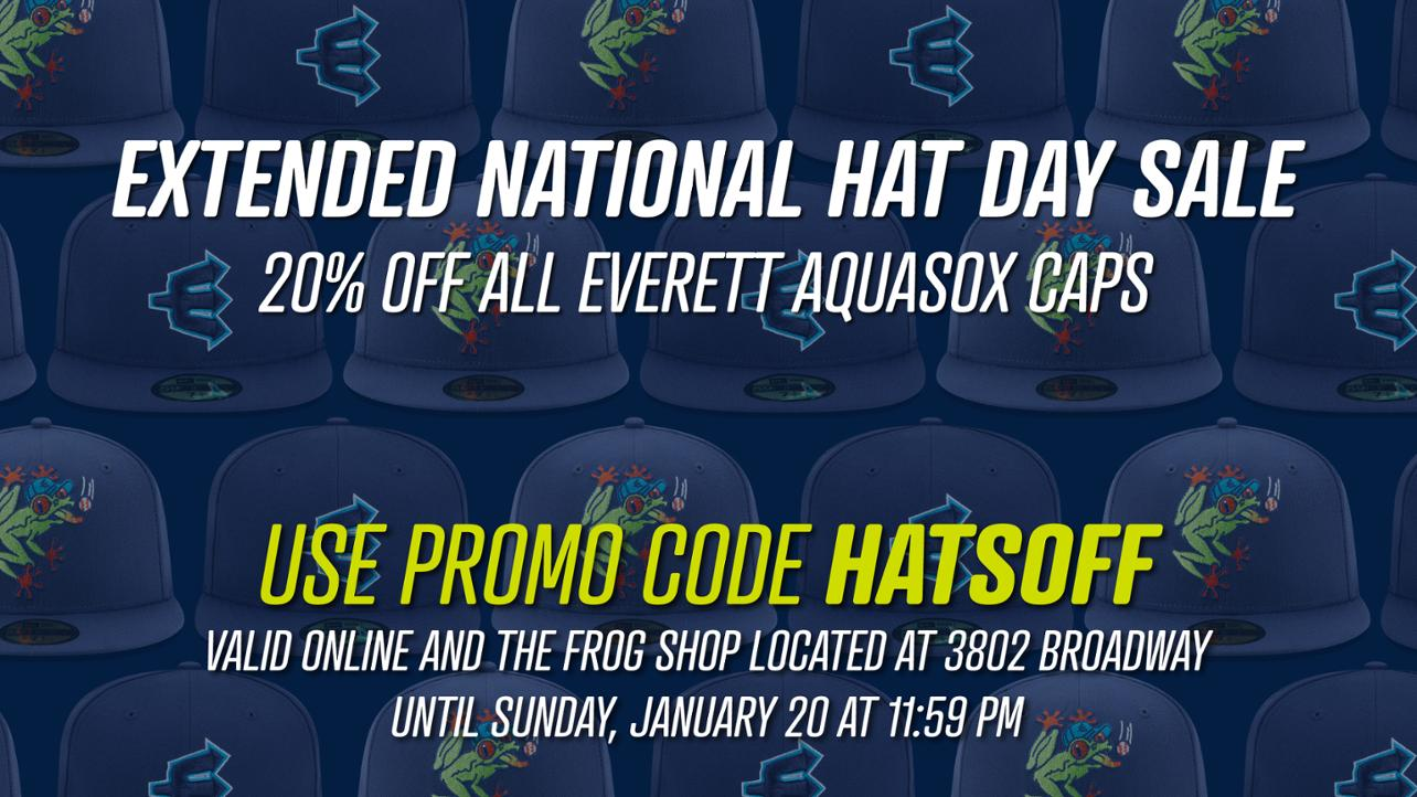National Hat Day Sale