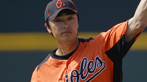 Left-hander Tsuyoshi Wada is 3-5 with a 5.02 ERA in 14 starts for Norfolk.