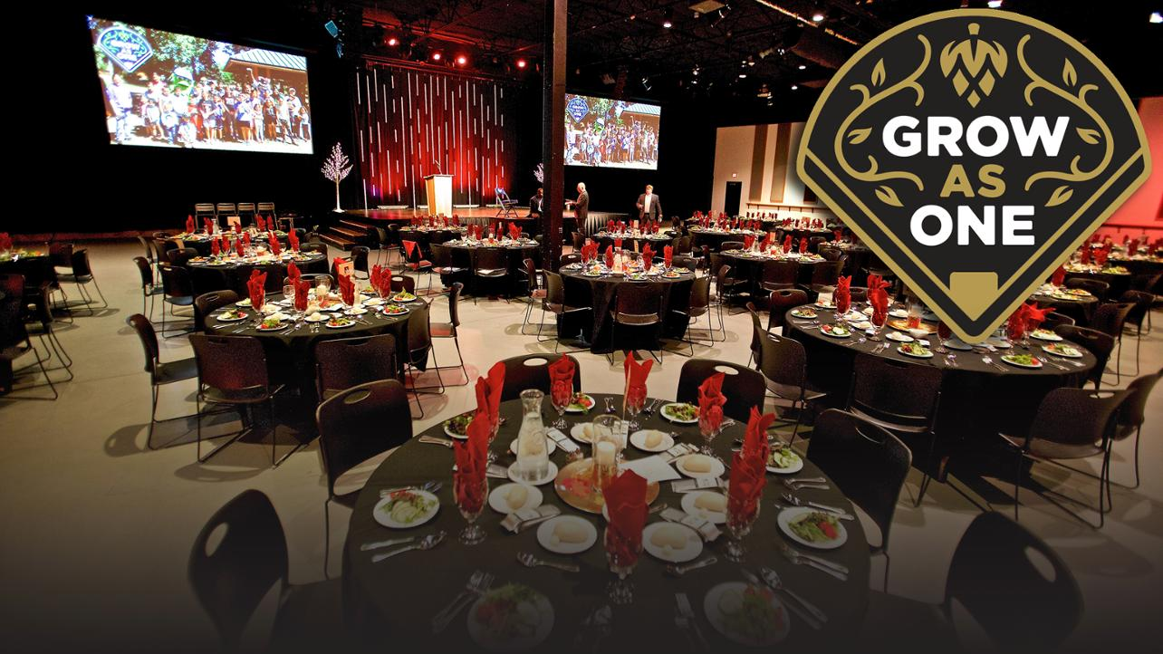 Be Our Guest at the 6th Annual Hillsboro Hops Fund Banquet