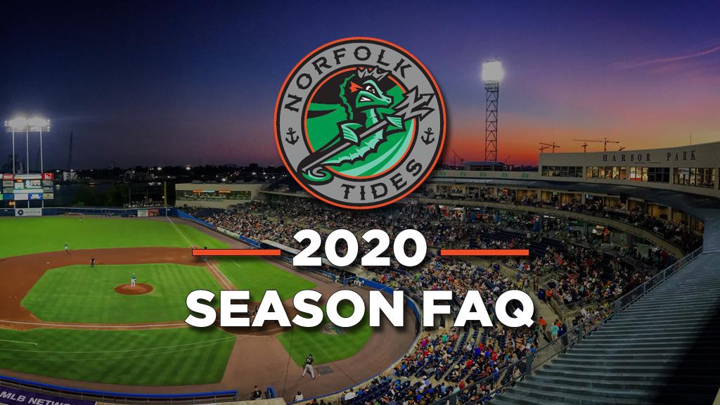 2020 Season FAQ