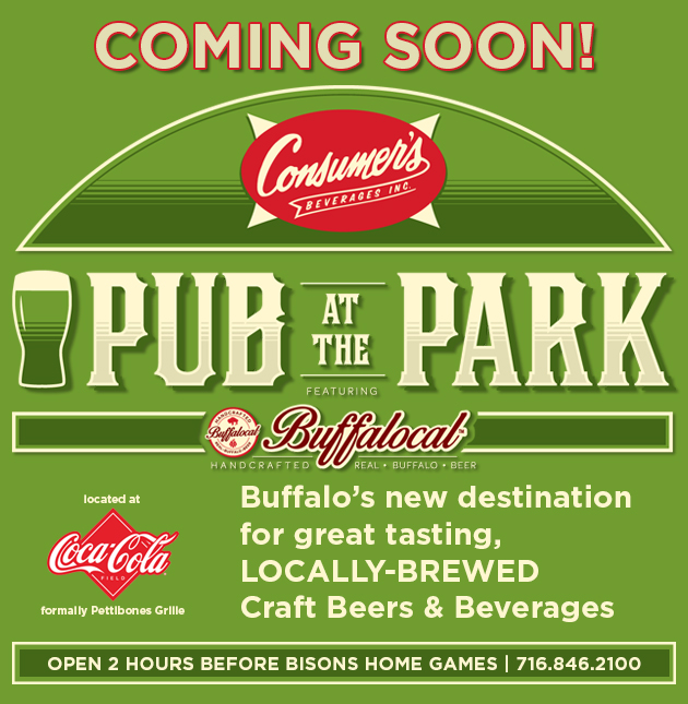 Consumer's Pub at the Park